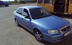 Фото Hyundai Accent Sedan 1.6
